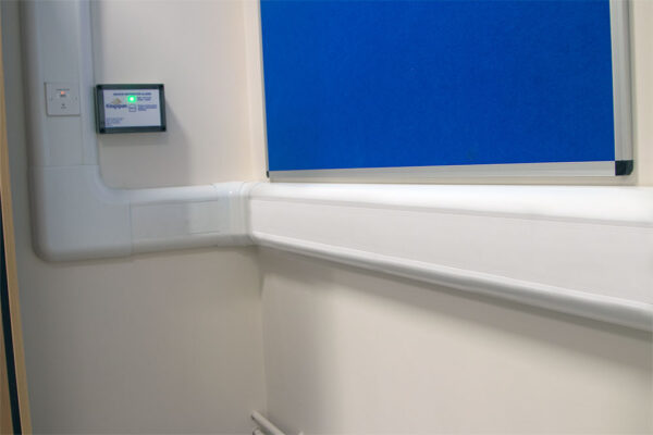 Dado Trunking 3 Compartment - 2
